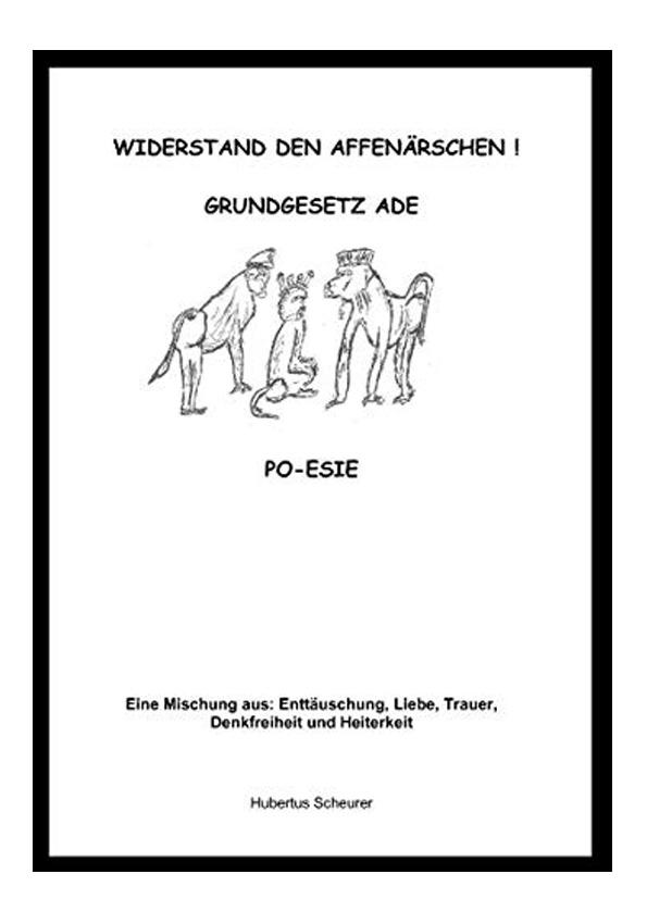 WIDERSTAND DEN AFFENÄRSCHEN